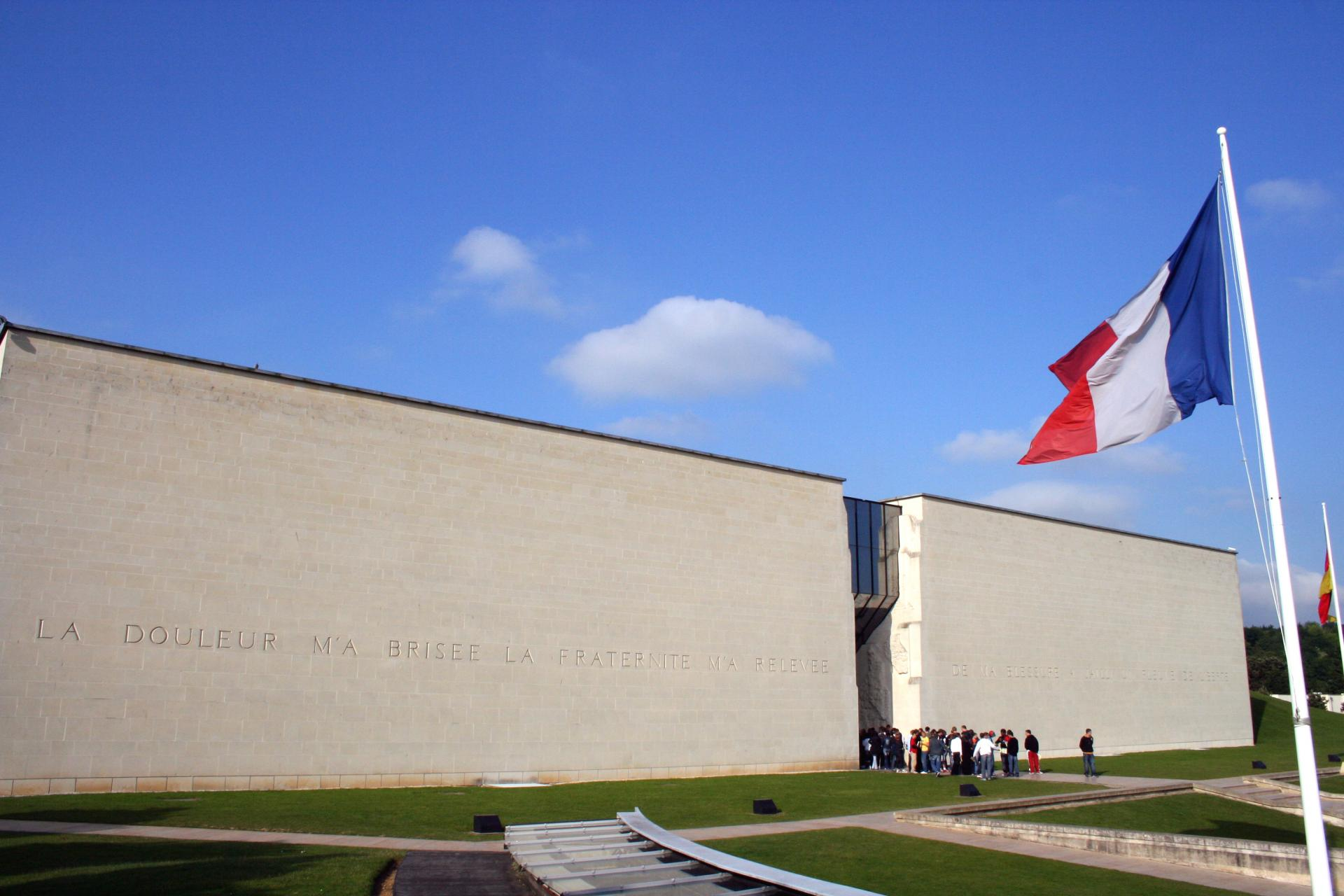 Caen museememorial cdt libre